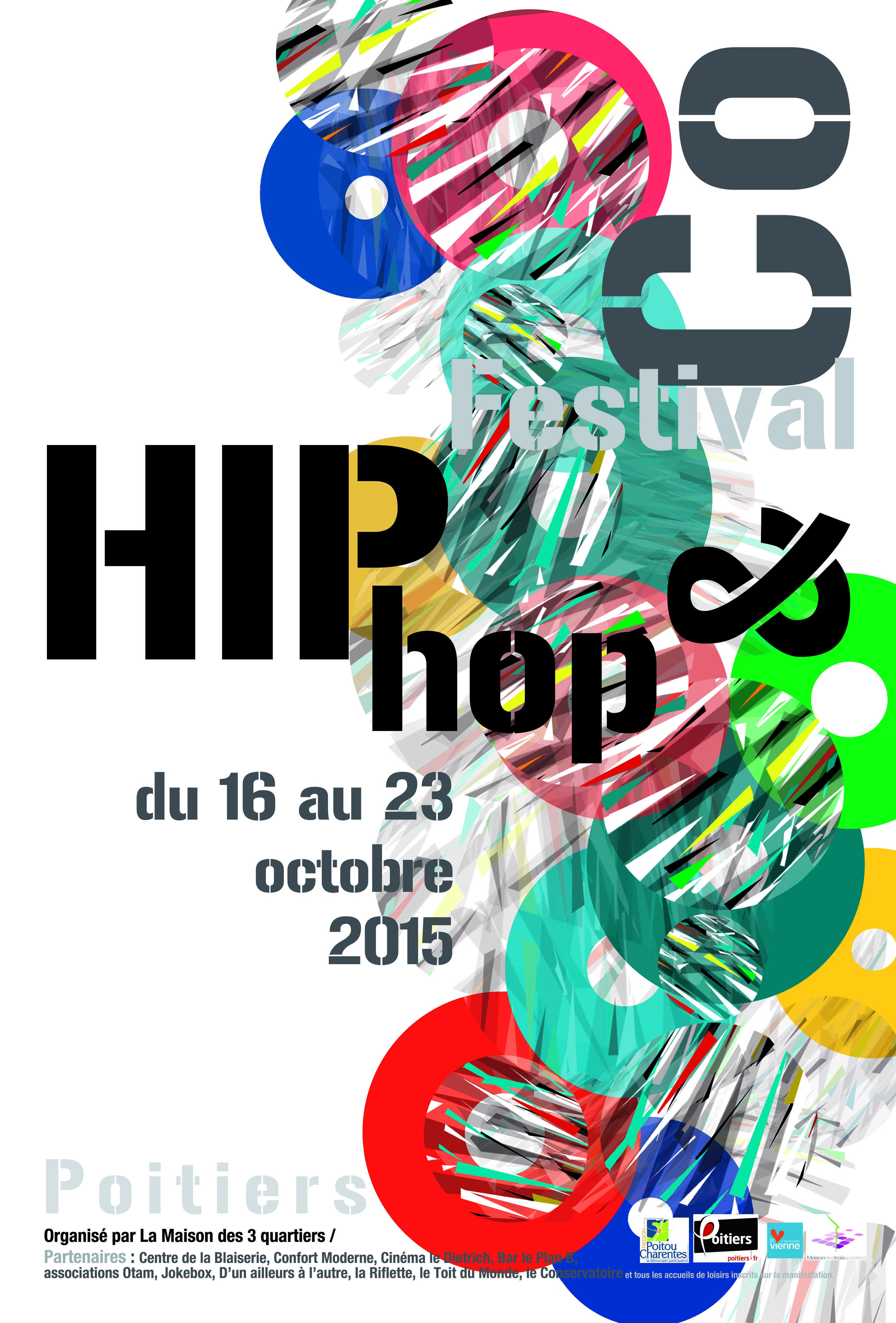 Festival Hip Hop & Co / Les stages de danse 17 et 18 octobre